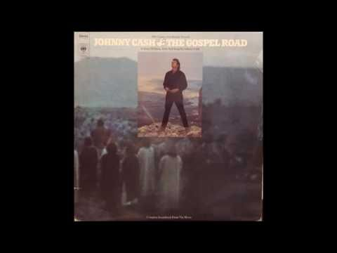 Johnny Cash ‎– The Gospel Road: A Story of Jesus (Full Album) PART 2