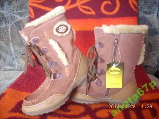 Dockers By Gerli Kozaki Dzieciece Zimowe Buty Nowe 3927844105 Oficjalne Archiwum Allegro Boots Ugg Boots Shoes