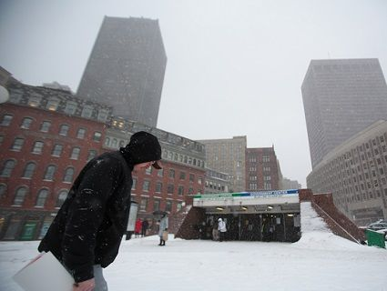 Weather isn't climate, people.Dear Donald Trump: Winter Does Not Disprove Global Warming