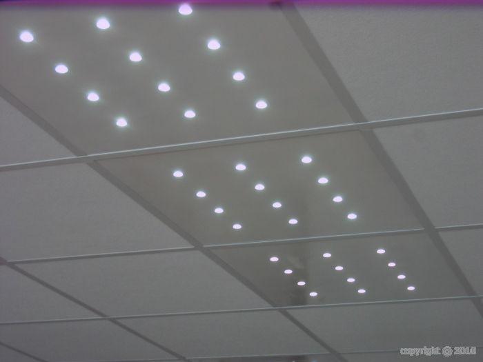 dalles de plafond led star 600 fabrication francaise. Black Bedroom Furniture Sets. Home Design Ideas