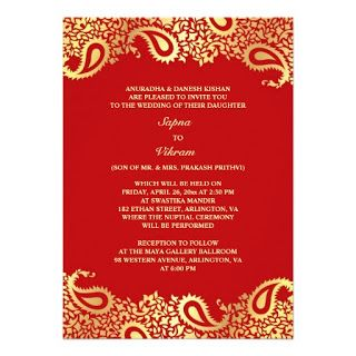 Indian Wedding Invitation Trends