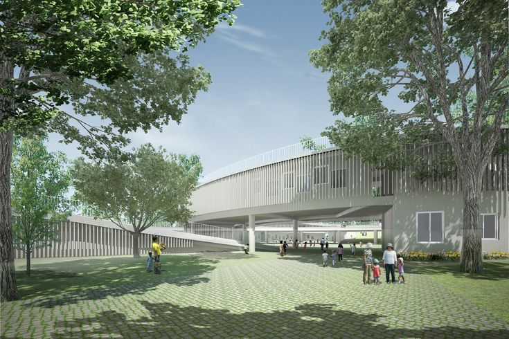 Gallery of In Progress: Farming Kindergarten / Vo Trong Nghia Architects - 10