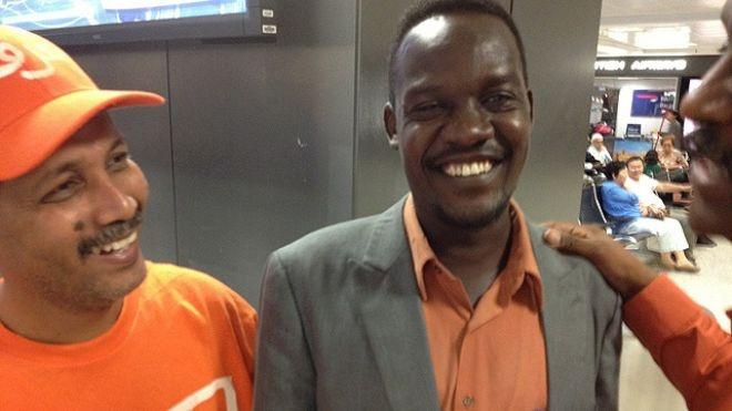 U.S. peace activist, Rudwan Dawod, who endured torture in Sudan prison for 45 days has his eyes upon returning to the region: Khartoum Prison, Rudwan Dawod, Helpful Buildings, Dawod Spent, Sudan Prison, Peace Activist, Endurance Torture, Change Things, Sudan Rudwan