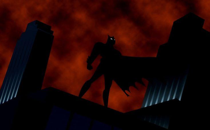 Las películas de la serie animada de Batman (links)