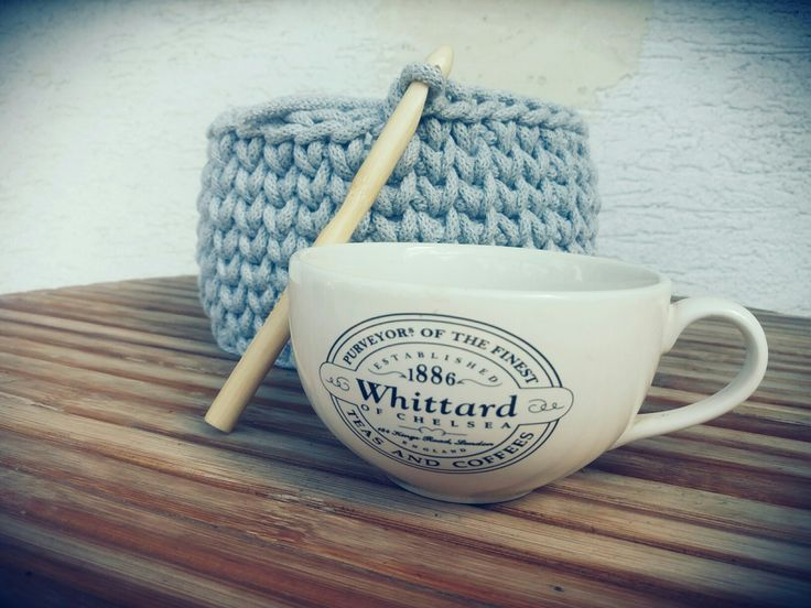 #crochet #morningcoffe #autumn #jesien #whittard #DIY #DoItYourself #handmade #retrica #homeideas #cottonstring #homedecor #decor #homedesign #scandinaviandesign #scandinavianstyle #knitting
