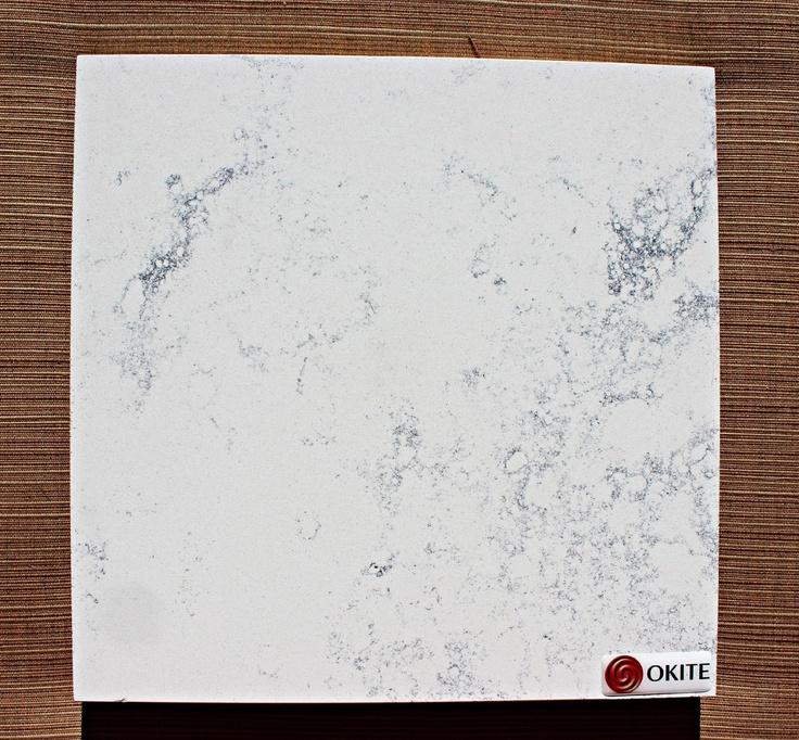 Dream Book Design: Okite Countertops: An Alternative To Carrara Marble