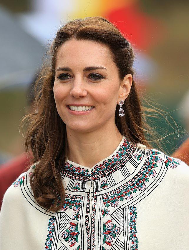 Duquesa de Cambridge: todos sus estilismos en su viaje a India y Bután