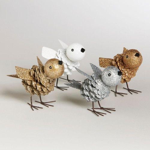 Aves Pinecone del Mercado Mundial: