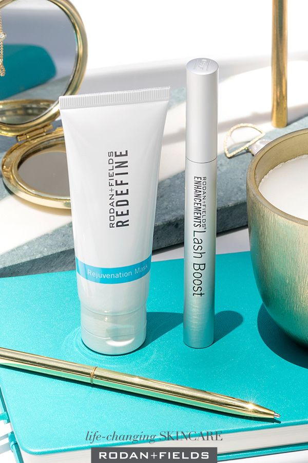 Wake Up with Your Best Skin from Rodan + Fields