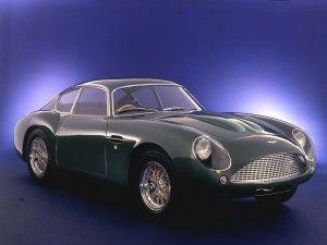 retro Macchine d'epoca - Aston Martin DB4 Zagato