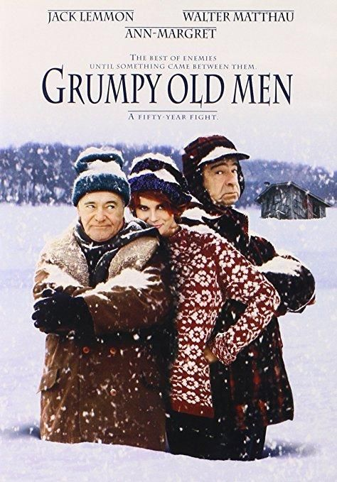 Grumpy Old Men Jack Lemmon, Walter Matthau, Ann-Margret, Daryl Hannah, Buck Henry, Burgess Meredith, Kevin Pollak, Ossie Davis, Christopher McDonald