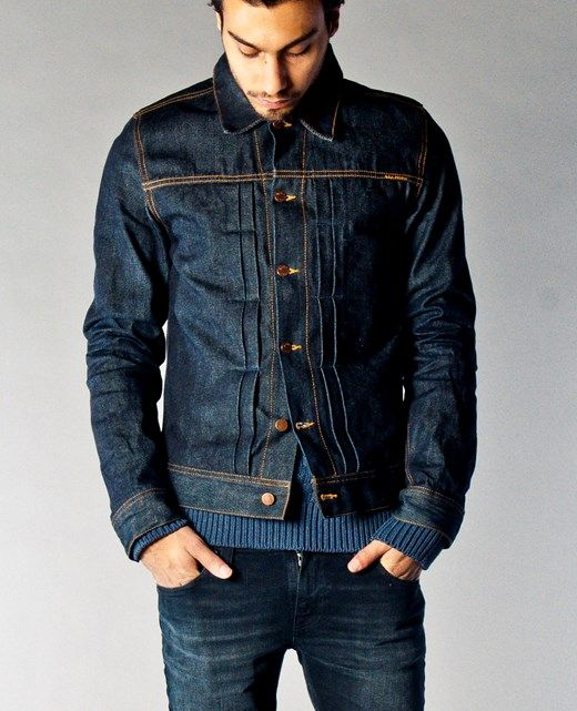 Sonny Dry Dirt Organic Denim - Nudie Jeans Co Online Shop