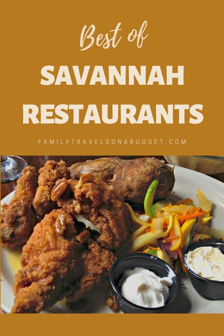 Best Restaurants In Savannah Ga Usa Savannah Georgia Food Georgia Food Savannah Chat