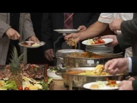 Menù Per Feste di Compleanno e Cerimonie : Buffet - Ricette Dolci e Cucina - YouTube