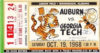 http://www.shop.47straightposters.com/1968-Auburn-vs-Georgia-Tech-68GTAUB.htm  Auburn football ticket art.