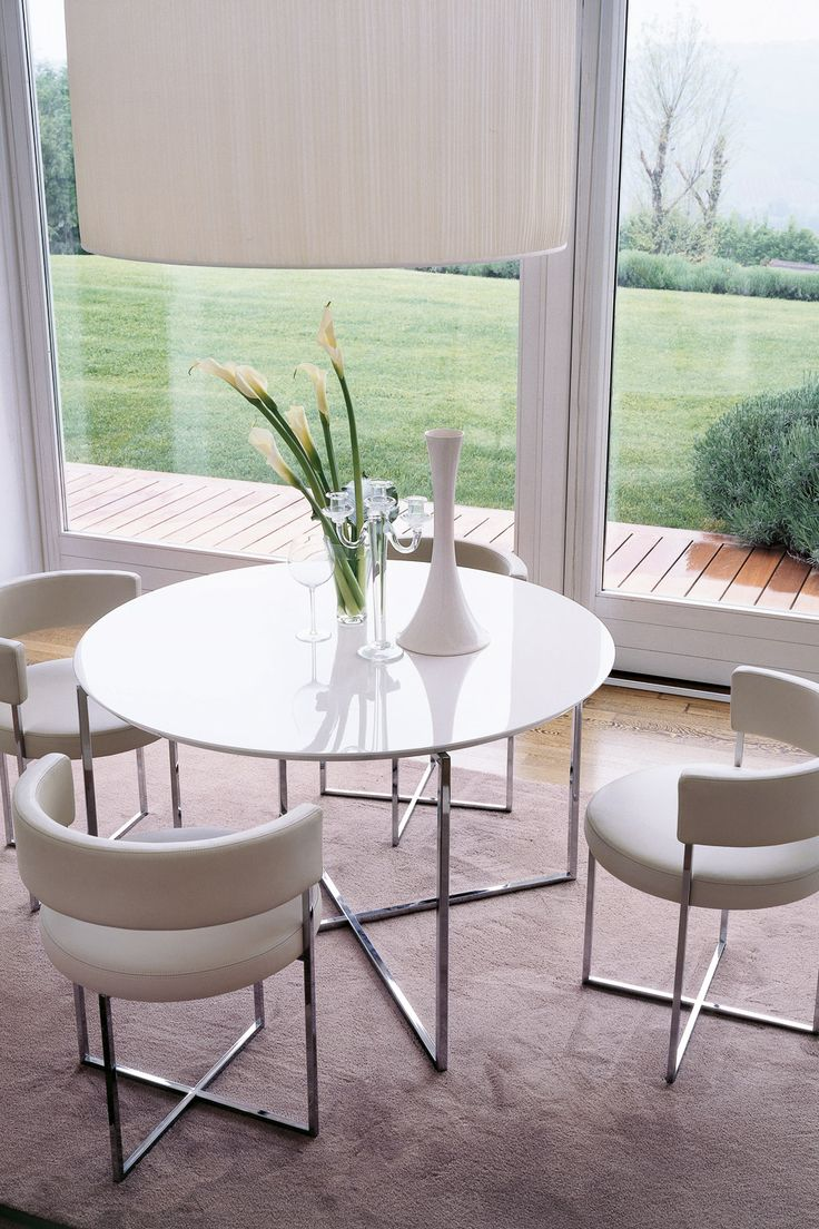 Porada - Sirio Dining Table & Chairs