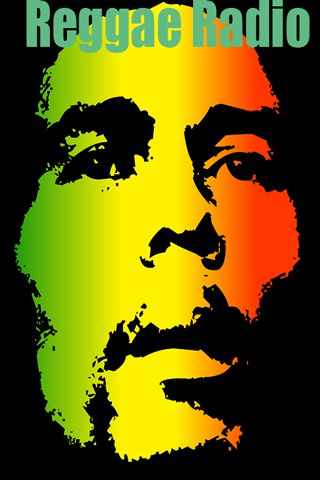 Reggae Internet Radio - screenshot