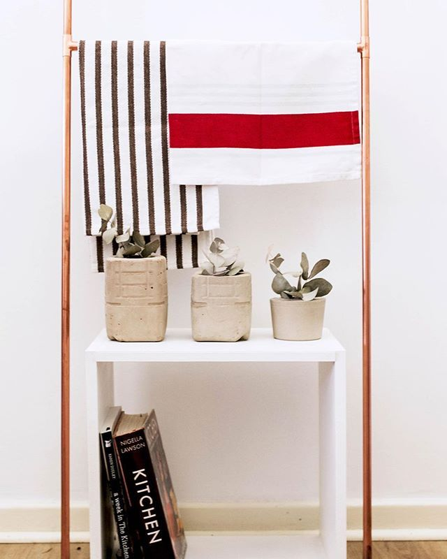Our standard Copper Ladder is 180cm X 50cm but custom size orders are welcome! #BancHandcrafted
