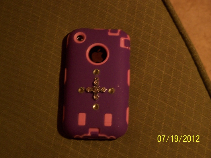 Jeweled Phone Cases; various colors/designs. Fits most smart phones. $ ...