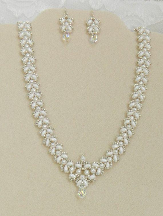 Swarovski Set Sposa gioielli da sposa gioielli da sposa