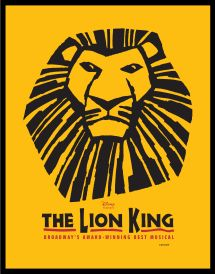 The Lion King - musical - I saw this somewhere when i was little on a school trip in the 1990s.