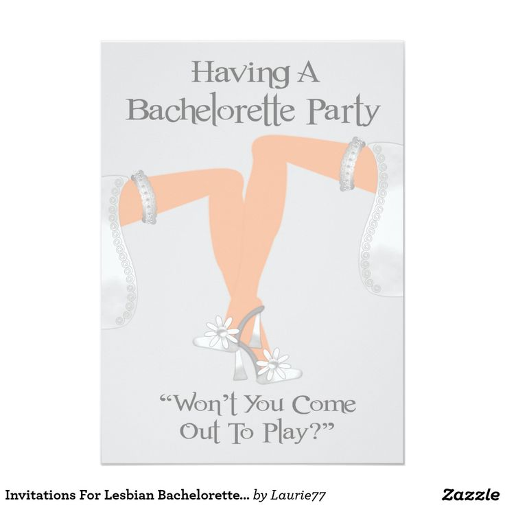 108 best Bachelorette Party Invitations images on Pinterest ...