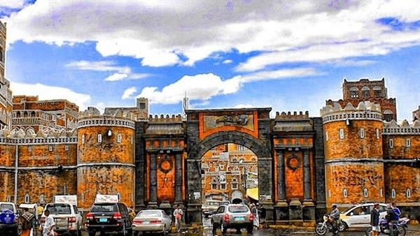 اليمن صنعاء باب اليمن Yemen Photo Big Ben