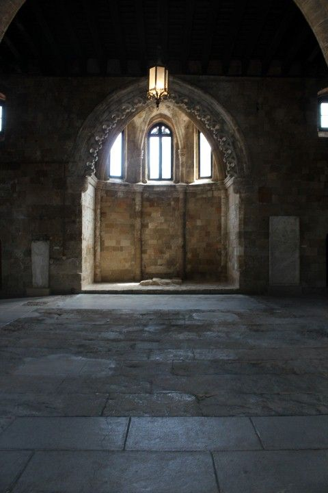 Great Hospital of the Knights - Chapel