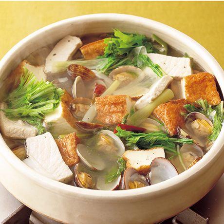 めかじきのレモンエスニック鍋 | 堤人美さんの鍋ものの料理レシピ | プロの簡単料理レシピはレタスクラブネット