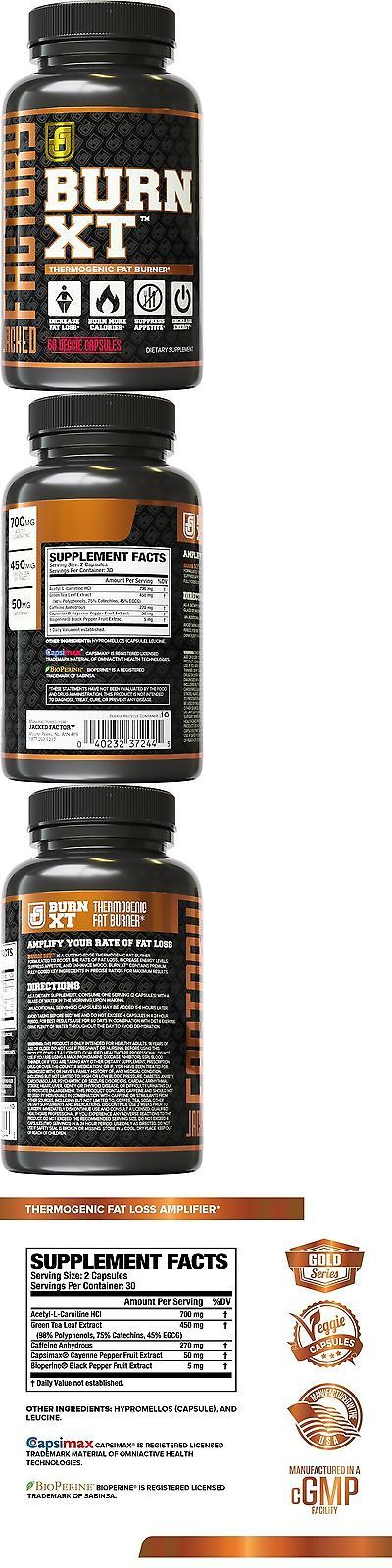 Weight Loss Supplements: Burn-Xt Thermogenic Fat Burner - Weight Loss Supplement Appetite Suppressant ... BUY IT NOW ONLY: $31.21