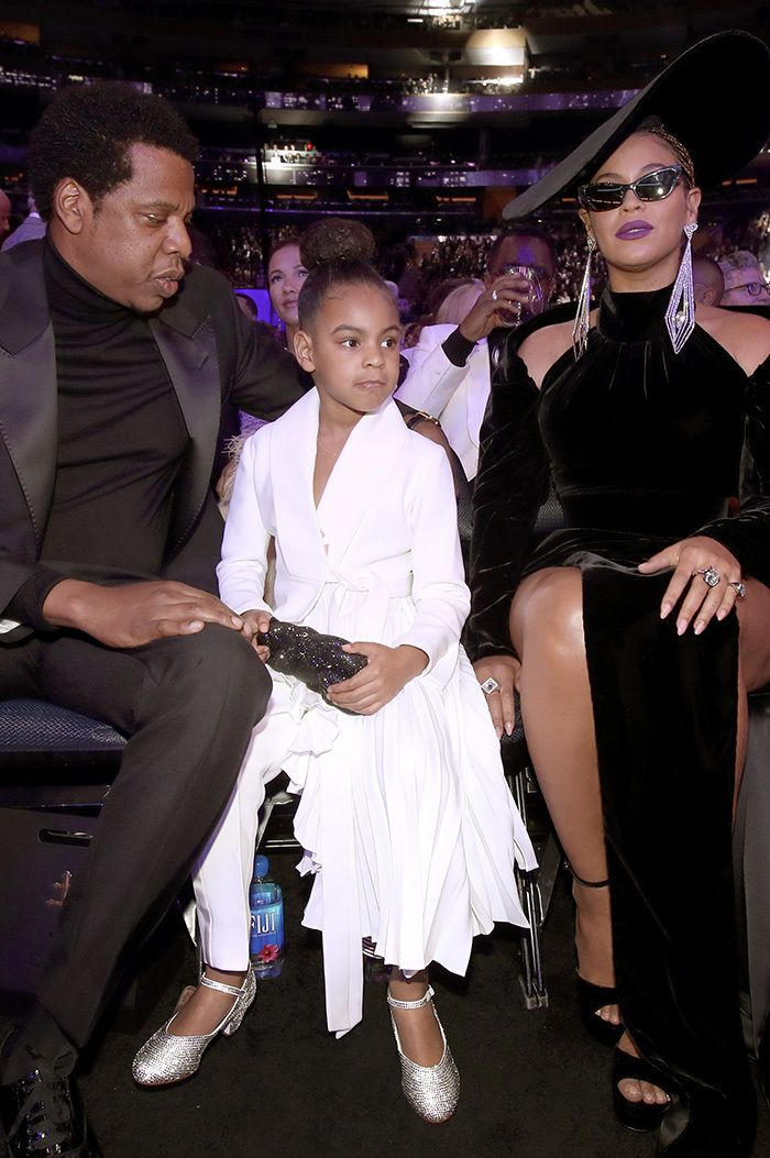 Our Favorite Fashion Moments From The 2018 Grammy Awards Fashion Nice Dresses Blue Ivy