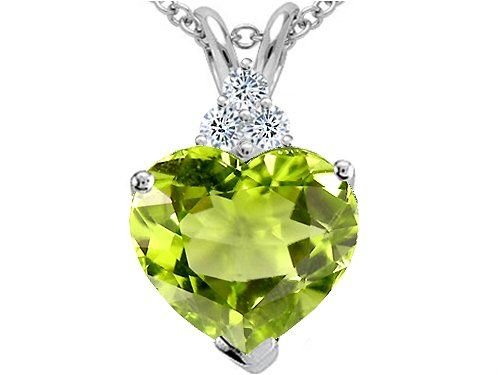 August Birthstone Color is Yellow Green with Peridot « Bellybone