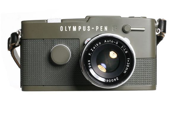 Olympus Pen FT- Staff Review - Lomography