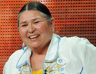 Sacheen Littlefeather ~ Native American