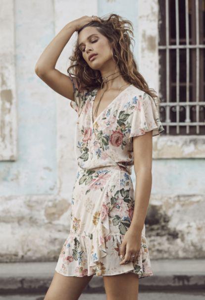 Auguste Delilah dress $140- Spring/Summer