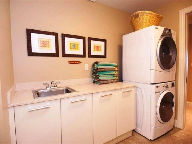 Small Laundry Room Ideas: Cool Small Laundry Room Ideas ~  Interhomedesigns.com Home Design Inspiration   Home Designs   Pinterest    Small Laundry Rooms, ...