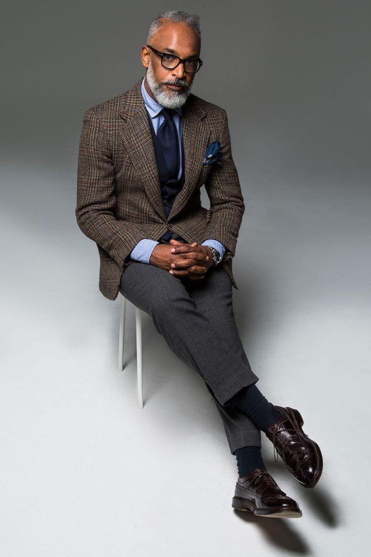 Gentlemen by GarconJon: Menswear photobook 2015. Image: Glen Campbell, Stylist. Click for more photos | British GQ
