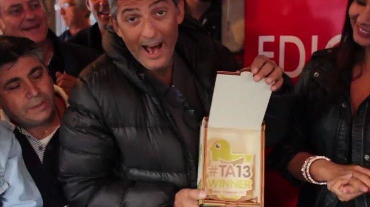Missione Compiuta: premio #TA13 a Fiorello