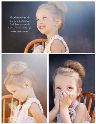 ballerina bunKids Style, Baby Fever, Utterly Engagement, Girls Photos, Photos Shoots, Wedding Magazines, Engagement Magazines, Ballerinas Buns, Baby Stuff