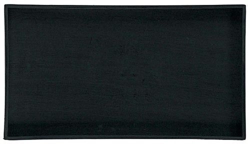 Toolusa Black Plastic Tray: Tj05-16425 : ( Pack of 1 Pc )