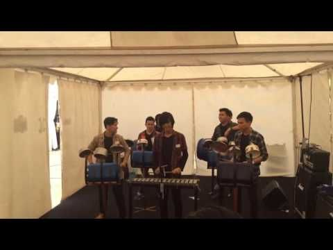Manuk Dadali Cover Perkusi Barang Bekas - Batutara Percussion - YouTube