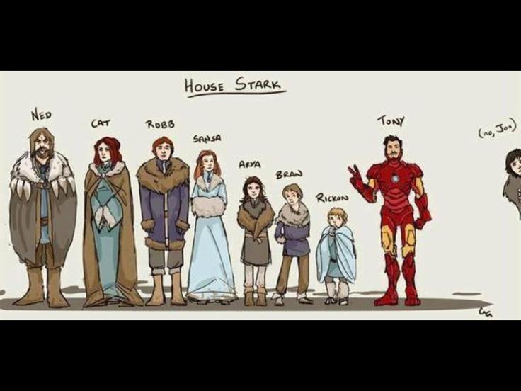 house of stark(s)