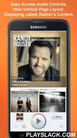 NASH FM 98.5  Android App - playslack.com , Never be without your favorite radio station. NASH FM 98.5 is proud to present our OFFICIAL radio app. Listen to us at work, home or on the road. Install our app and get instant access to our unique content, features and more!- New design and interface- See current and recently played songs and up to date station and local news on a single screen- Get notifications and single click access to any station promotions or contests- View station's…