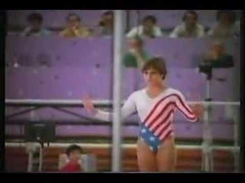 Mary Lou Retton - Perfect 10 Vault - 1984 Summer Olympics! Add Around The Rings on www.Twitter.com/AroundTheRings & www.Facebook.com/AroundTheRings for the latest info on the Olympics.