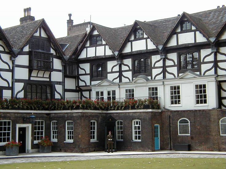 Tudor Architecture Characteristics Tudor Style Buildings