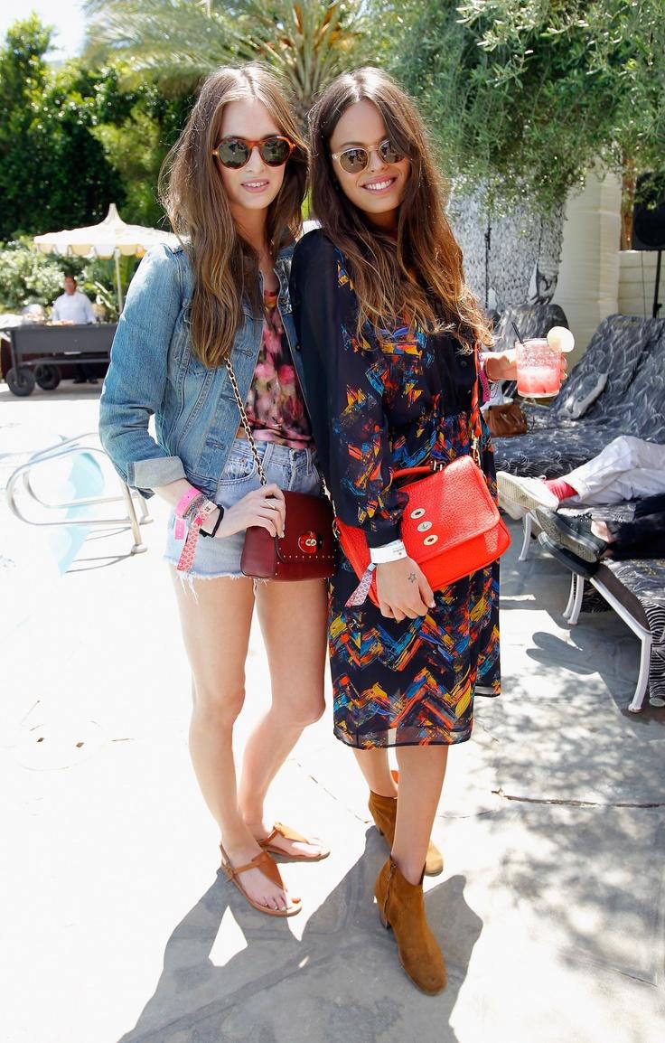 laura love katarina ASOS at Coachella // Laura Love and Atlanta de Cadenet
