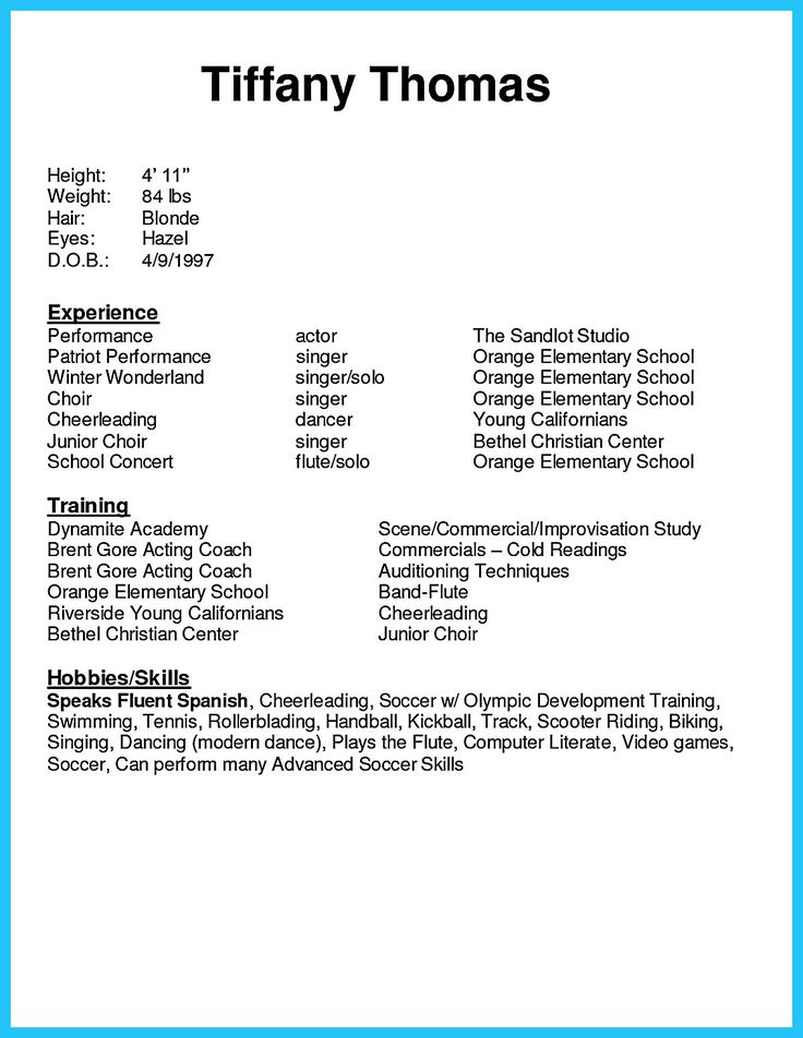 The 25+ Best Ideas About Resume Objective Sample On Pinterest