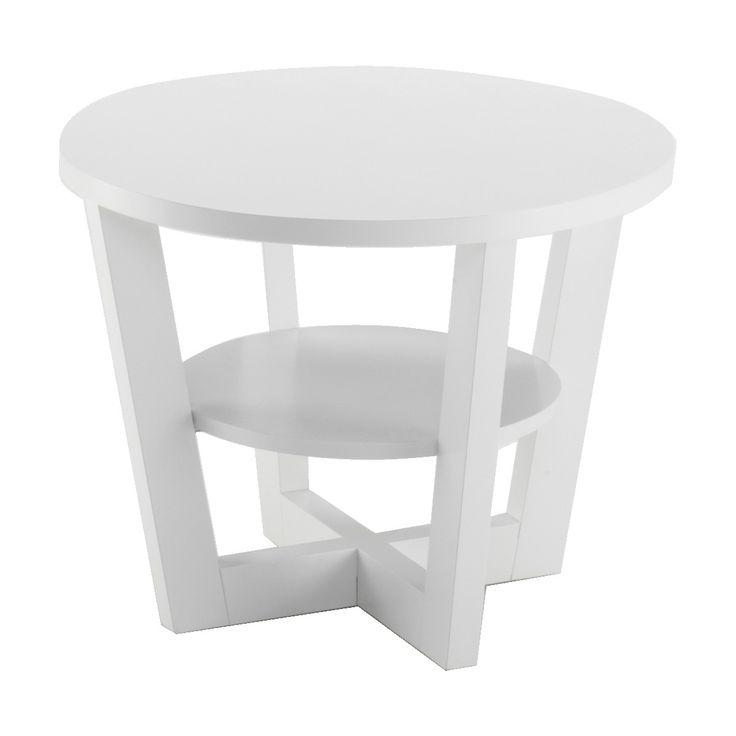 KORKKI, Sohvapöytä, valkoinen