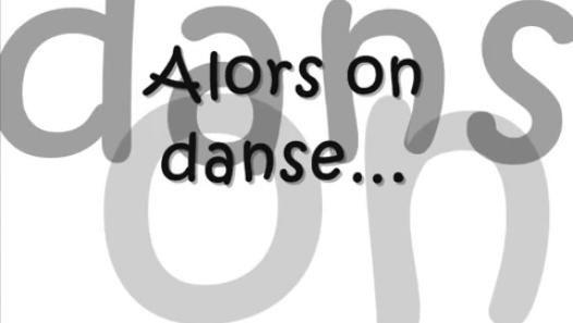 Paroles Stromae Alors on Danse