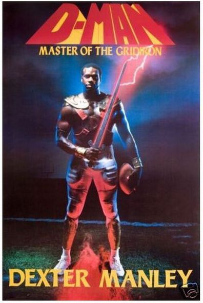 Retro NFL Posters